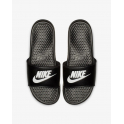 Chancla Nike Benassi JDI Negro