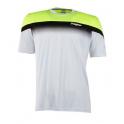 Camiseta J'Hayber DA3182 Blanco/Amarillo