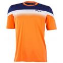 Camiseta J'Hayber DA3182 Naranja/Azul